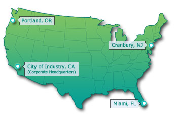 City Of Industry Ca Map Contact Us | AIDP, Inc. KoACT®